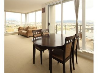 """Photo 3: 2706 4888 BRENTWOOD Drive in Burnaby: Brentwood Park Condo for sale in """"FITZGERLAND"""" (Burnaby North)  : MLS®# V1033186"""