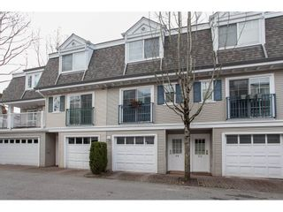 "Photo 1: 60 8930 WALNUT GROVE Drive in Langley: Walnut Grove Townhouse for sale in ""Highland Ridge"" : MLS®# R2141286"