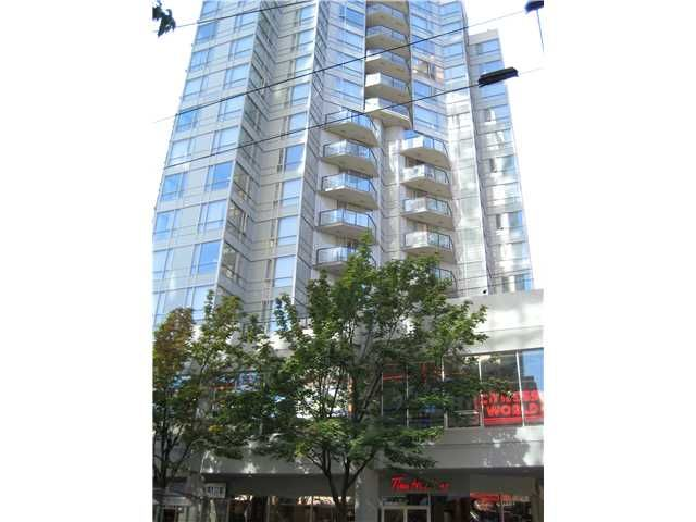 """Main Photo: 401 1212 HOWE Street in Vancouver: Downtown VW Condo for sale in """"1212 HOWE"""" (Vancouver West)  : MLS®# V866406"""