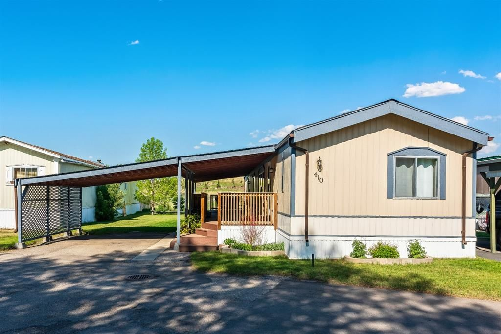 Main Photo: 410 Homestead Trail: High River Mobile for sale : MLS®# A1115384
