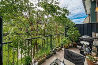 """Photo 23: 26 1561 BOOTH Avenue in Coquitlam: Maillardville Townhouse for sale in """"LE COURCELLES"""" : MLS®# R2588727"""