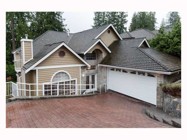 Main Photo: 969 SAUVE Court in North Vancouver: Braemar House for sale : MLS®# V818738