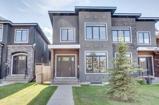 Main Photo: 1135 19 Avenue NW in Calgary: Capitol Hill Semi Detached for sale : MLS®# A1130639