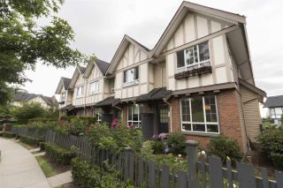 """Photo 2: 81 1338 HAMES Crescent in Coquitlam: Burke Mountain Townhouse for sale in """"Farrington Park by Polygon"""" : MLS®# R2290629"""