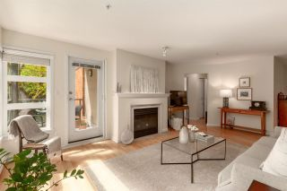 """Main Photo: 202 2181 W 12TH Avenue in Vancouver: Kitsilano Condo for sale in """"The Carlings"""" (Vancouver West)  : MLS®# R2579636"""