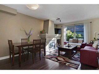 """Photo 4: 84 1561 BOOTH Avenue in Coquitlam: Maillardville Townhouse for sale in """"THE COURCELLES"""" : MLS®# V1087510"""