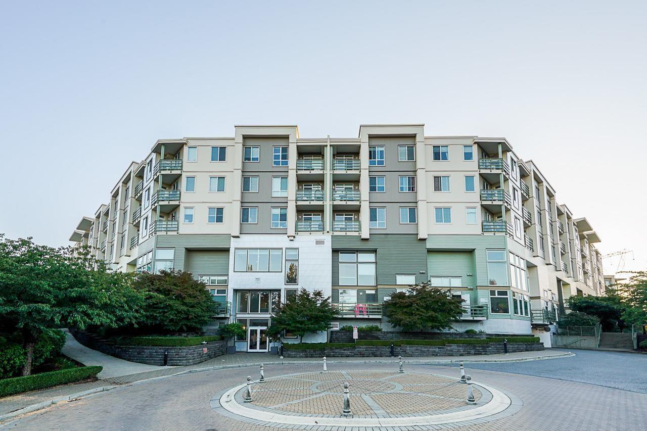 "Main Photo: 323 15850 26 Avenue in Surrey: Grandview Surrey Condo for sale in ""SUMMIT HOUSE"" (South Surrey White Rock)  : MLS®# R2621000"