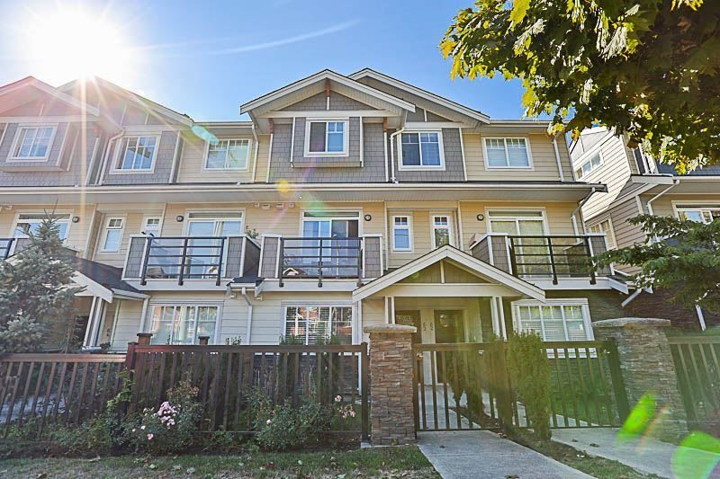 Main Photo: 63 6383 140 STREET in Surrey: Sullivan Station Townhouse for sale : MLS®# R2495698