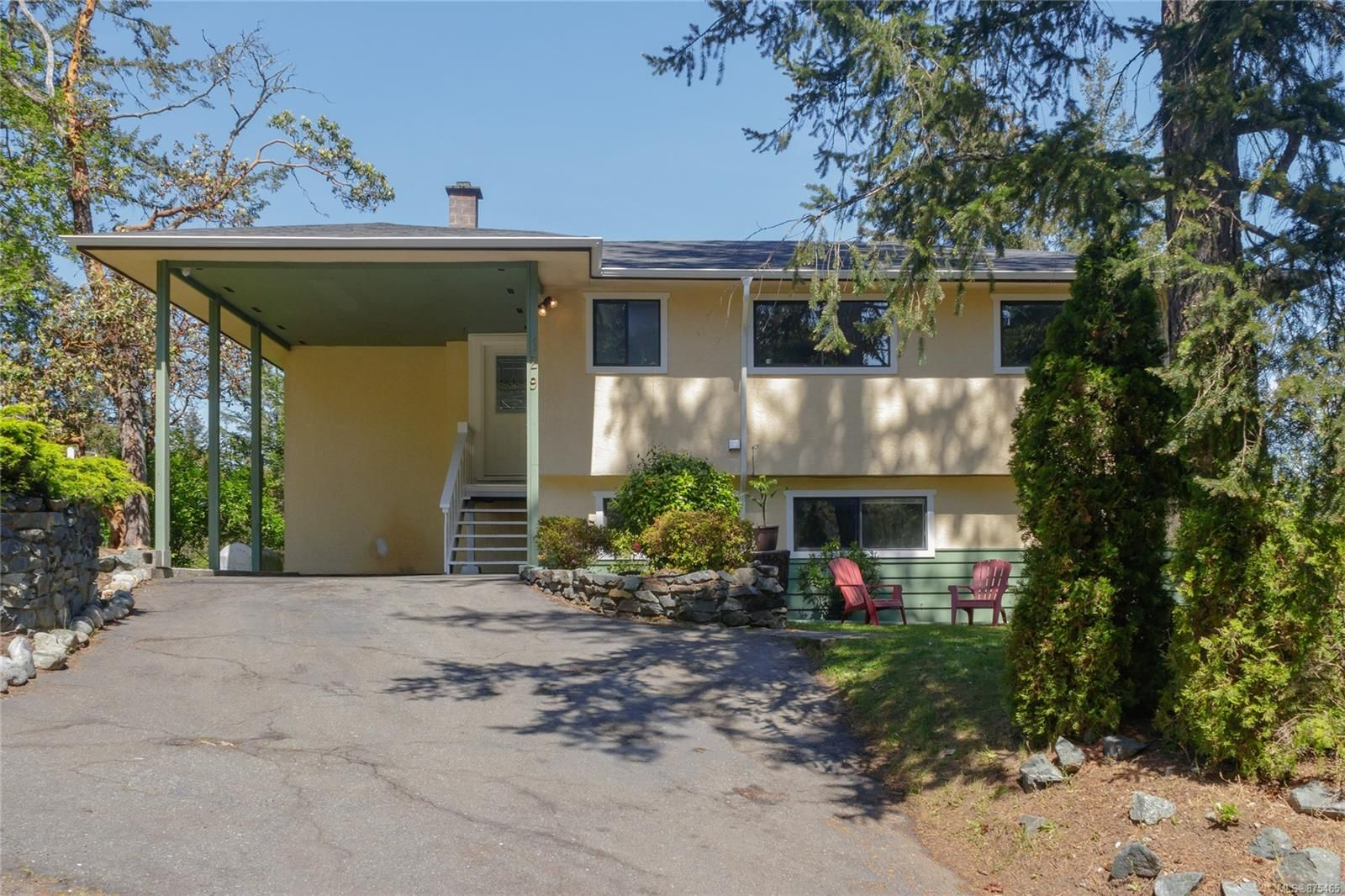 Main Photo: 129 Rockcliffe Pl in : La Thetis Heights House for sale (Langford)  : MLS®# 875465