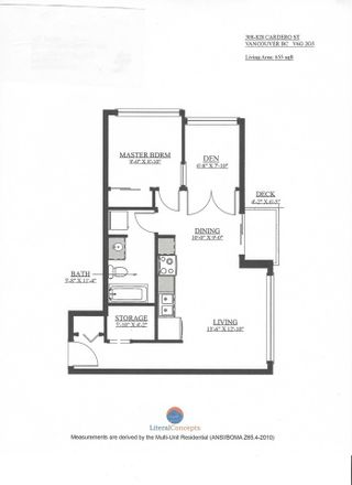 """Photo 20: 309 828 CARDERO Street in Vancouver: West End VW Condo for sale in """"FUSION"""" (Vancouver West)  : MLS®# R2376130"""