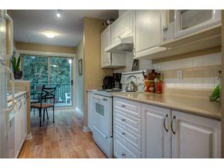 "Photo 5: 5 65 FOXWOOD Drive in Port Moody: Heritage Mountain Townhouse for sale in ""FOREST HILLS"" : MLS®# V1054464"