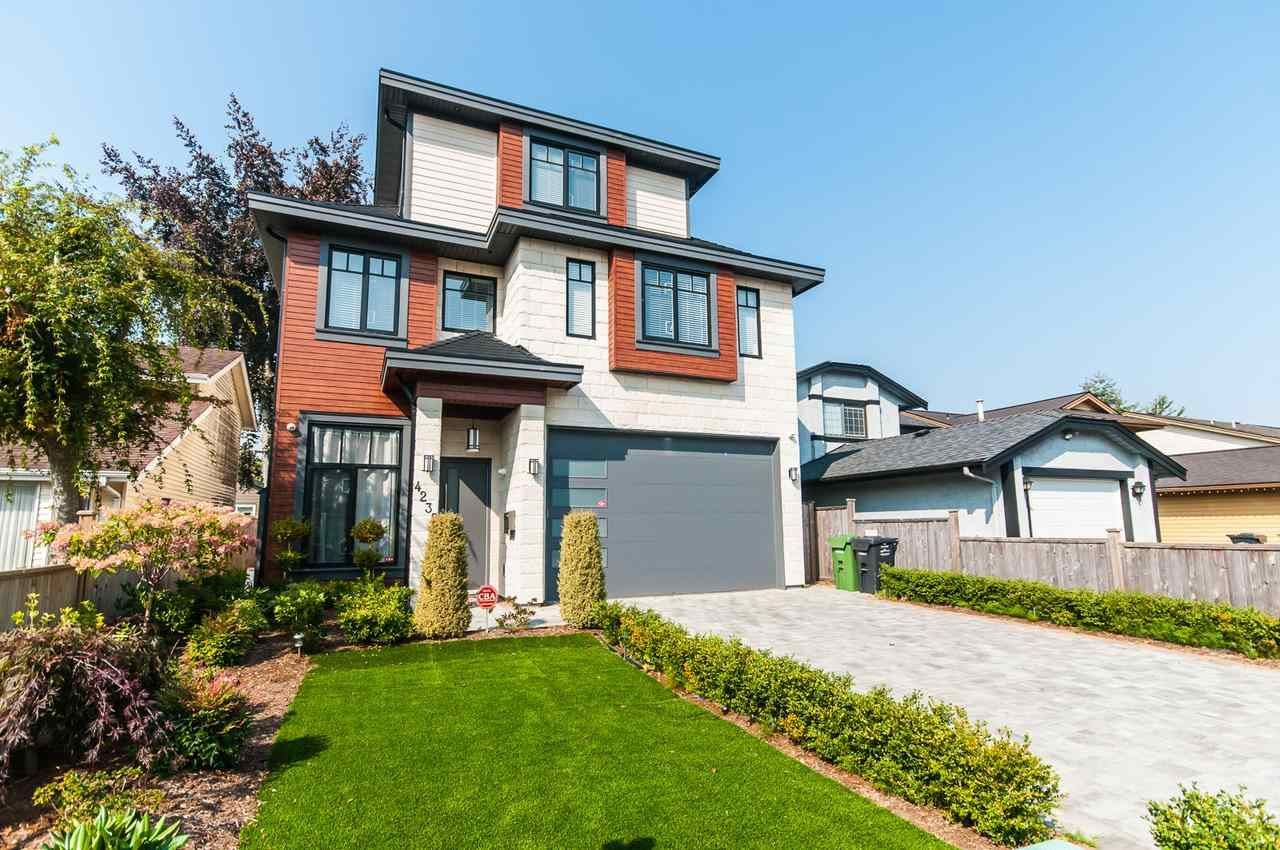 Main Photo: 4235 HERMITAGE Drive in Richmond: Steveston North House for sale : MLS®# R2533710