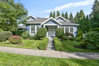 """Photo 1: 3312 141 Street in Surrey: Elgin Chantrell House for sale in """"Estates at Elgin Creek"""" (South Surrey White Rock)  : MLS®# R2619787"""
