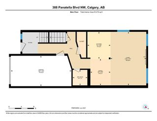 Photo 31: 388 Panatella Boulevard NW in Calgary: Panorama Hills Row/Townhouse for sale : MLS®# A1114400