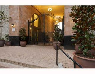 """Photo 3: 602 1280 RICHARDS Street in Vancouver: Downtown VW Condo for sale in """"THE GRACE RESIDENCES"""" (Vancouver West)  : MLS®# V776467"""