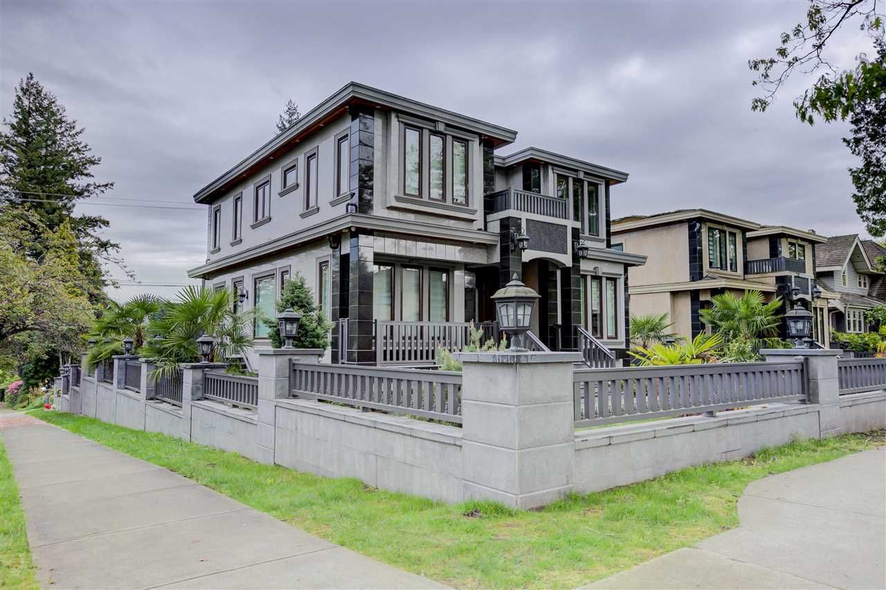 Main Photo: 4910 BLENHEIM Street in Vancouver: MacKenzie Heights House for sale (Vancouver West)  : MLS®# R2592506
