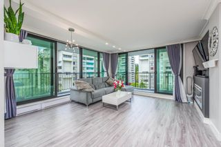 Photo 4: 708 4165 MAYWOOD Street in Burnaby: Metrotown Condo for sale (Burnaby South)  : MLS®# R2601570