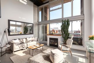"""Main Photo: 614 289 ALEXANDER Street in Vancouver: Strathcona Condo for sale in """"The Edge"""" (Vancouver East)  : MLS®# R2623264"""