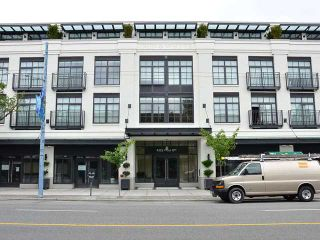 "Photo 1: 308 4355 W 10TH Avenue in Vancouver: Point Grey Condo for sale in ""IRON & WHYTE"" (Vancouver West)  : MLS®# V954621"