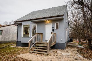 Photo 1: 540 Municipal Road in Winnipeg: Charleswood House for sale : MLS®# 1930976