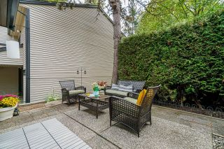 """Photo 28: 8574 WILDERNESS Court in Burnaby: Forest Hills BN Townhouse for sale in """"Simon Fraser Village"""" (Burnaby North)  : MLS®# R2614929"""