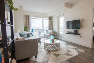 """Photo 2: 502 8580 RIVER DISTRICT Crossing in Vancouver: South Marine Condo for sale in """"Two Town Center"""" (Vancouver East)  : MLS®# R2539514"""