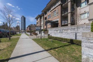 """Photo 2: 302 3105 LINCOLN Avenue in Coquitlam: New Horizons Condo for sale in """"WINDSOR GATE BY POLYGON"""" : MLS®# R2154112"""