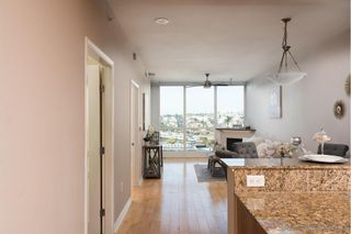 Photo 3: SAN DIEGO Condo for sale : 1 bedrooms : 300 W Beech St #1407