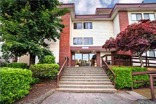 """Photo 1: 300 1909 SALTON Road in Abbotsford: Central Abbotsford Condo for sale in """"FOREST VILLAGE"""" : MLS®# R2173079"""