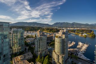 """Photo 1: 2701 1499 W PENDER Street in Vancouver: Coal Harbour Condo for sale in """"WEST PENDER PLACE"""" (Vancouver West)  : MLS®# R2614802"""