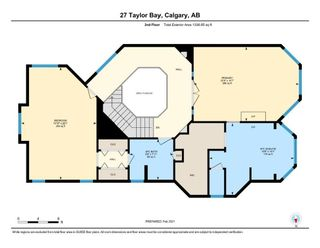 Photo 48: 27 Taylor Bay in Rural Rocky View County: Rural Rocky View MD Detached for sale : MLS®# A1083213