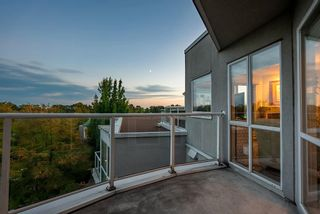 """Photo 10: 407 8420 JELLICOE Street in Vancouver: South Marine Condo for sale in """"THE BOARDWALK"""" (Vancouver East)  : MLS®# R2618056"""