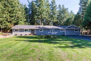 Photo 1: 2192 171 Street in Surrey: Pacific Douglas House for sale (South Surrey White Rock)  : MLS®# R2005300