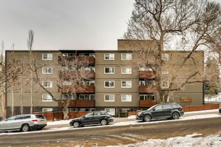 Main Photo: 401 1904 10 Street SW in Calgary: Lower Mount Royal Apartment for sale : MLS®# A1063914