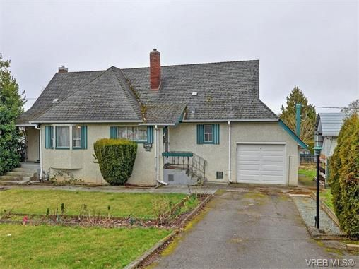 Main Photo: 3478 Lovat Ave in VICTORIA: SE Quadra House for sale (Saanich East)  : MLS®# 752642