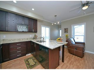 """Photo 6: 121 33751 7TH Avenue in Mission: Mission BC Townhouse for sale in """"Heritage Park Place"""" : MLS®# F1418910"""