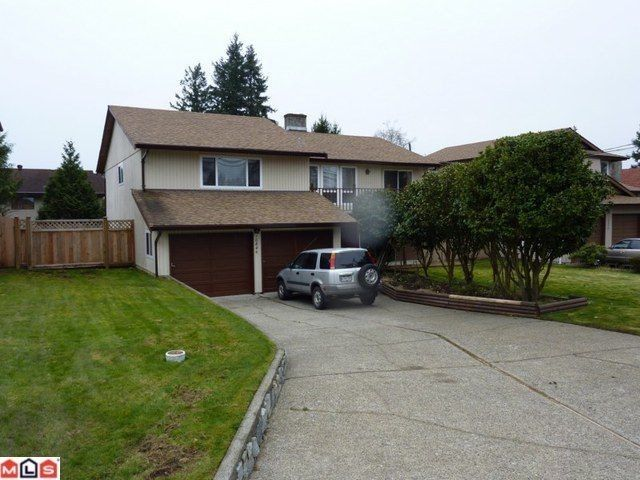 Main Photo: 10846 80TH Avenue in Delta: Nordel House for sale (N. Delta)  : MLS®# F1119084