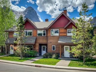 Photo 1: 17 100 Rundle Drive: Canmore Row/Townhouse for sale : MLS®# A1115645