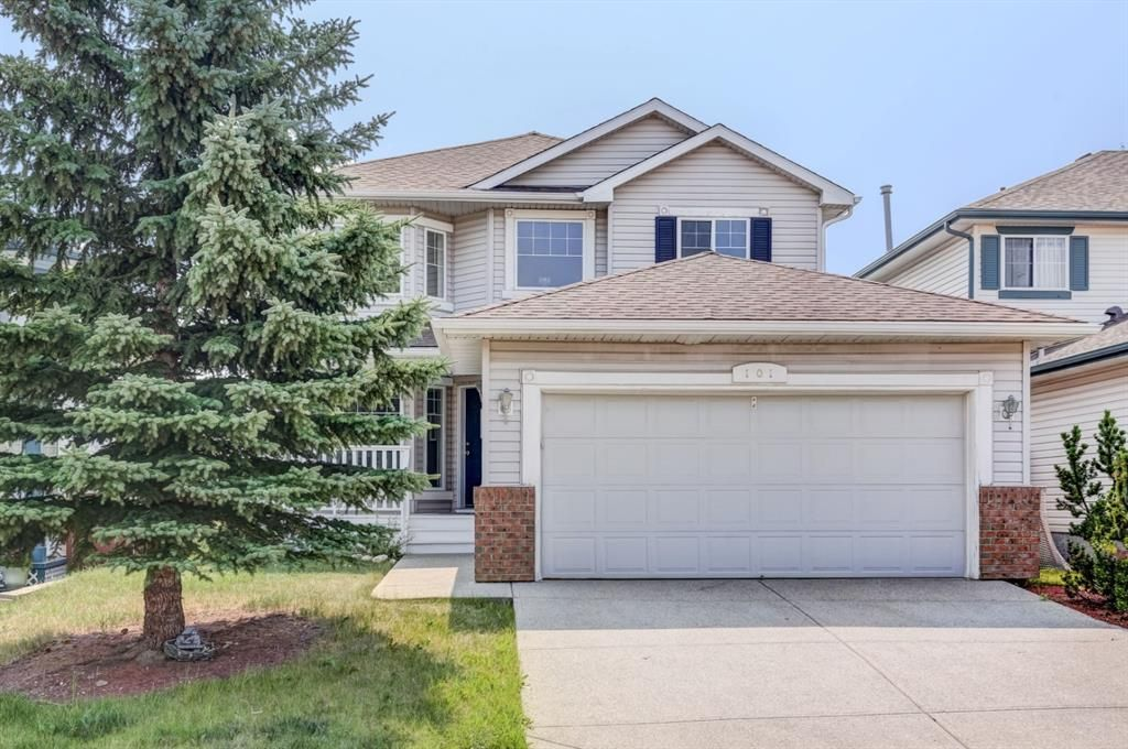 Main Photo: 101 Arbour Crest Road NW in Calgary: Arbour Lake Detached for sale : MLS®# A1136687