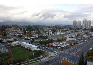"""Photo 9: 1502 6659 SOUTHOAKS Crescent in Burnaby: Highgate Condo for sale in """"GEMINI II"""" (Burnaby South)  : MLS®# V1099936"""