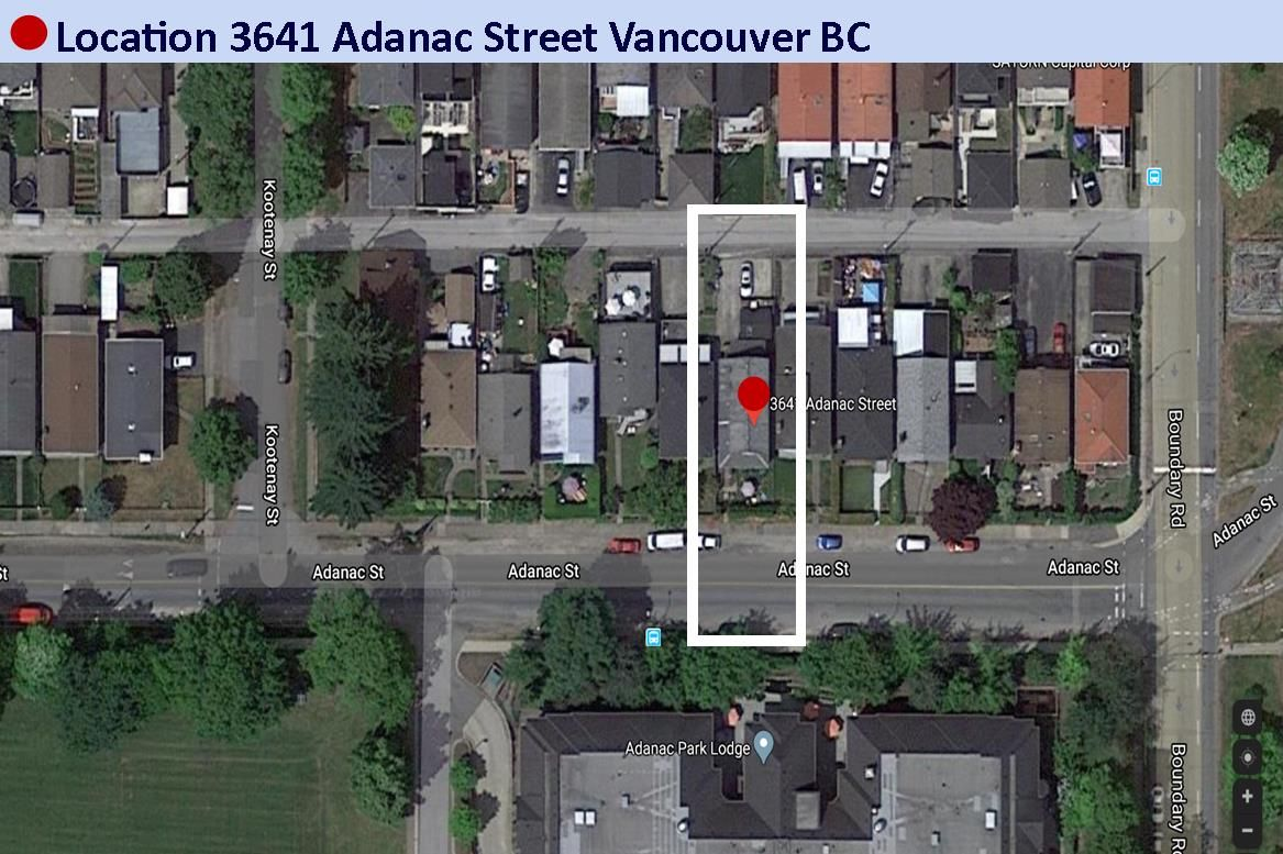 Photo 19: Photos: 3641 ADANAC Street in Vancouver: Renfrew VE House for sale (Vancouver East)  : MLS®# R2441963