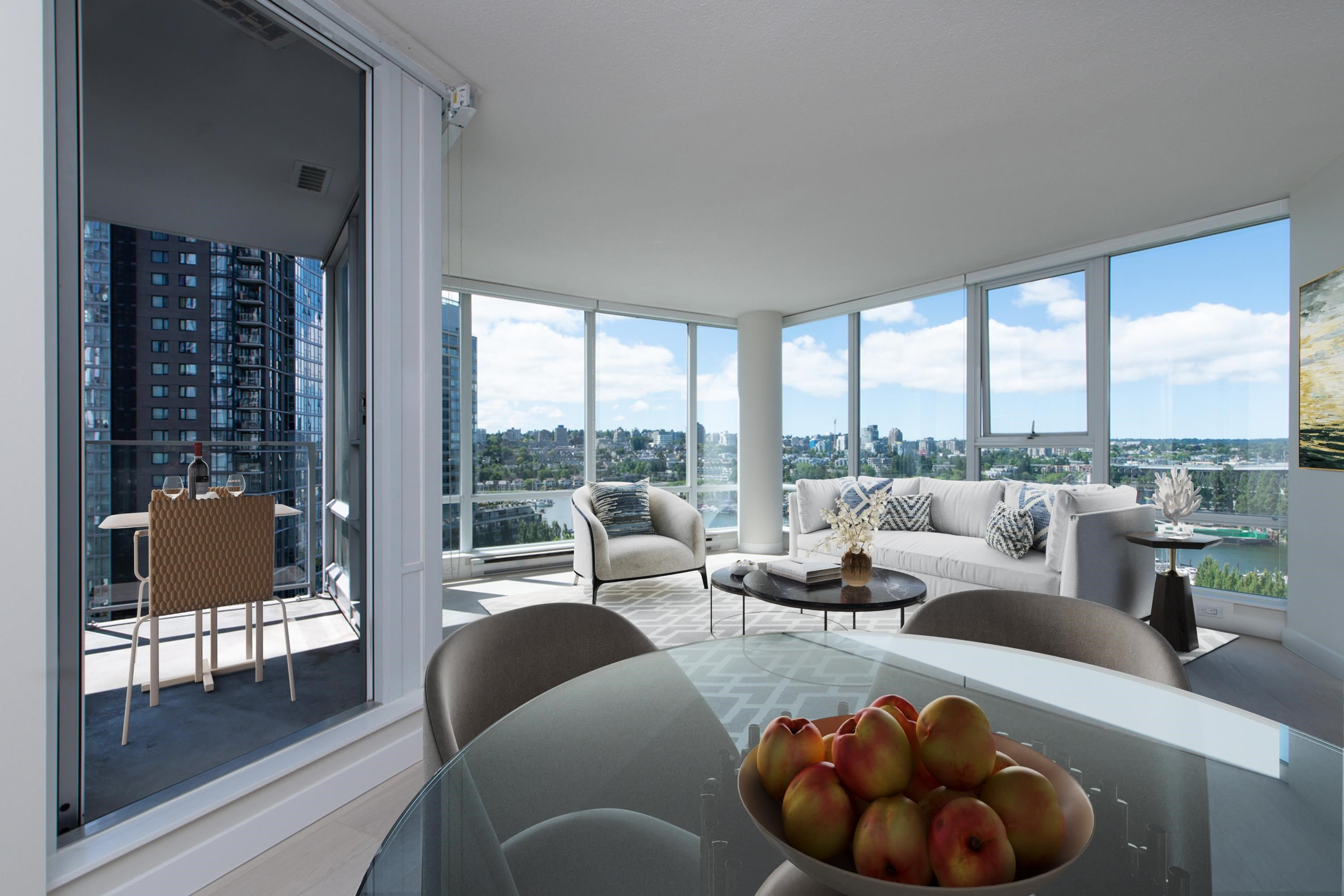 Main Photo: 1603 1495 RICHARDS STREET in Vancouver: Yaletown Condo for sale (Vancouver West)  : MLS®# R2619477