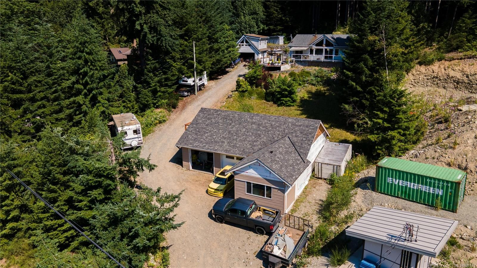 Main Photo: 9709 Youbou Rd in : Du Youbou House for sale (Duncan)  : MLS®# 880133