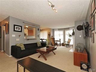 Photo 2: 306 894 Vernon Ave in VICTORIA: SE Swan Lake Condo for sale (Saanich East)  : MLS®# 641926