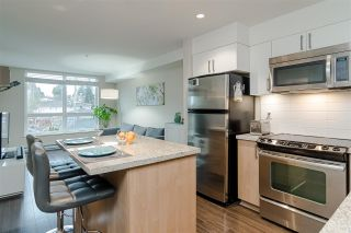 "Photo 2: 301 85 EIGHTH Avenue in New Westminster: GlenBrooke North Condo for sale in ""EIGHT WEST"" : MLS®# R2528425"