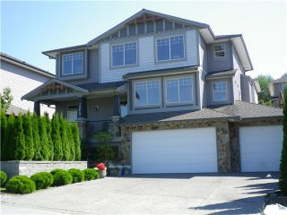 "Photo 1: 10647 KIMOLA Way in Maple Ridge: Albion House for sale in ""UPLANDS"" : MLS®# V975020"
