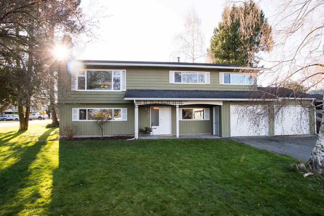 Main Photo: 4435 54A Street in Delta: Delta Manor House for sale (Ladner)  : MLS®# R2552613