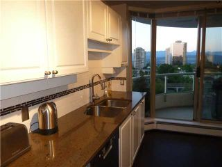 Photo 5: 1105 6188 PATTERSON Avenue in Burnaby: Metrotown Condo for sale (Burnaby South)  : MLS®# V1015250