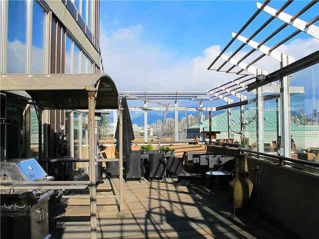 Amazing outdoor deck off living room!  Over 700 sq ft of outdoor space!