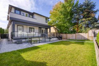 Photo 37: 4025 W 38TH Avenue in Vancouver: Dunbar House for sale (Vancouver West)  : MLS®# R2507108